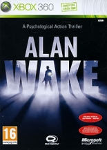 Alan Wake (Xbox 360) (GameReplay)