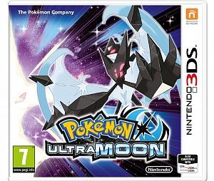 Pokemon Ultra Moon (3DS) от GamePark.ru
