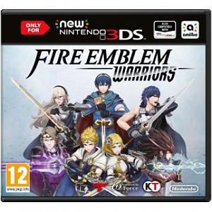 Fire Emblem: Warriors (3DS) фото