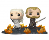 Фигурка Funko POP Movie Moment: Game of Thrones – Daenerys & Jorah B2B w/Swords