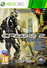 Crysis 2 Limited Edition (Xbox 360) (GameReplay)