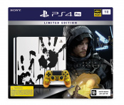 Игровая консоль Sony PlayStation 4 Pro (1TB) – Limited Edition в стиле Death Stranding