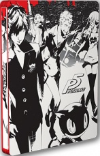 Persona 5. Steelbook edition (PS4)