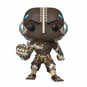 Фигурка Funko POP Games: Overwatch – Leopard Doomfist (Exc) фото