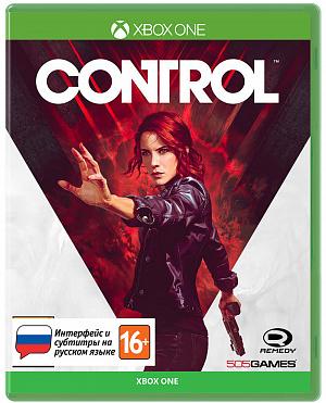 Control. Стандартное издание (Xbox One) фото