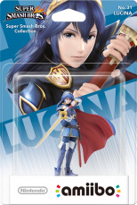 Amiibo: Super Smash Bros Collection Lucina