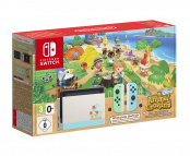 Игровая консоль Nintendo Switch. Издание Animal Crossing – New Horizons