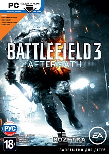 Battlefield 3: Aftermath (PC-DVD)