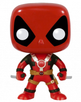Фигурка Funko POP Marvel – Deadpool w/Swords (RD) (Exc) (25 см.)