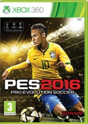 Pro Evolution Soccer 2016 (Xbox360) (GameReplay)