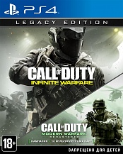 Call of Duty: Infinite Warfare Legacy Edition (PS4) (GameReplay)