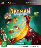 Rayman Legends (PS3) (GameReplay)