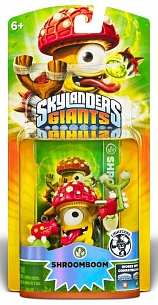 Skylanders Giants. Shroomboom