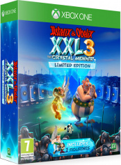 Asterix&Obelix XXL 3 - The Crystal Menhir Limited Edition (Xbox One)