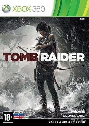 Tomb Raider (русская версия) (Xbox360) (GameReplay) фото