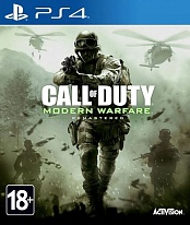 Call of Duty: Modern Warfare Remastered (PS4) (GameReplay)