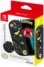D-PAD контроллер (Pikachu Black & Gold) (L) для Nintendo Switch (NSW-297U)