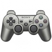Controller Wireless Dual Shock 3 Metallic Grey (PS3)