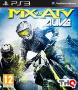 MX vs ATV: Alive (PS3) (GameReplay)