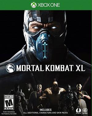 Mortal Kombat XL (Xbox One) - версия GameReplay фото