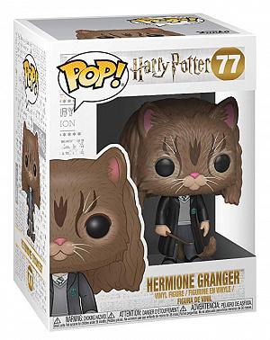 Фигурка Funko POP Movies. Harry Potter – Hermione as Cat