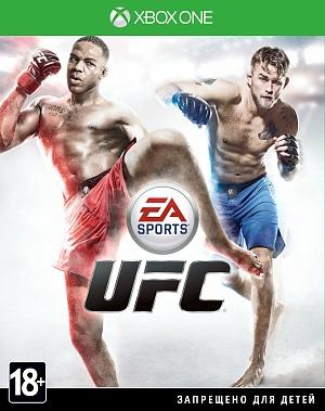 EA SPORTS UFC (Xbox One) от GamePark.ru