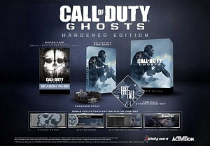 Call of Duty: Ghosts Hardened Edition (PS3) от GamePark.ru