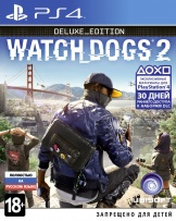 Watch Dogs 2 Deluxe Edition (PS4)