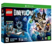 LEGO Dimensions Starter Pack [Xbox One, английская версия]