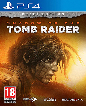 Shadow of the Tomb Raider. Издание Croft (PS4) фото