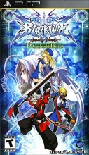 BlazBlue: Portable (PSP)