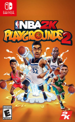 NBA Playgrounds 2 (Nintendo Switch)