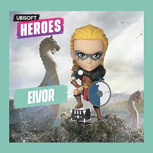 Фигурка Ubisoft Heroes – Eivor (Female)