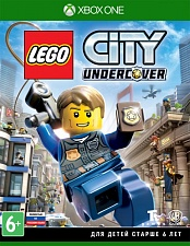 LEGO CITY Undercover (XboxOne) (GameReplay)