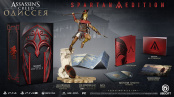 Assassin's Creed: Одиссея. Spartan Edition. Издание без игрового диска