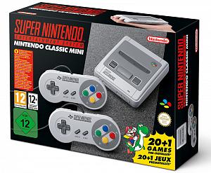 Nintendo Classic Mini: Super Nintendo Entertainment System от GamePark.ru
