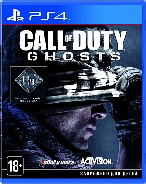 Call of Duty: Ghosts (PS4) (Б/У)