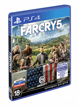 Far Cry 5 (PS4) (GameReplay) фото