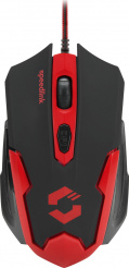 Проводная мышь Speedlink Xito Gaming Mouse (Black-red)