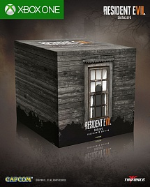 Resident evil 7 biohazard collector's edition (XboxOne)