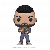 Фигурка Funko POP Games: Cyberpunk 2077 –  V-Male