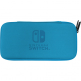 Защитный чехол Hori Slim tough pouch (blue / grey) для Nintendo Switch Lite (NS2-012U)