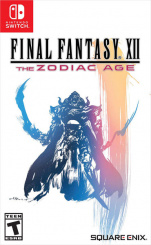 Final Fantasy XII: The Zodiac Age (Nintendo Switch)