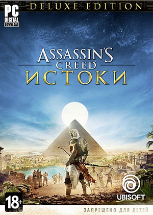 Assassin's Creed: Истоки. Deluxe Edition (PC-цифровая версия) фото