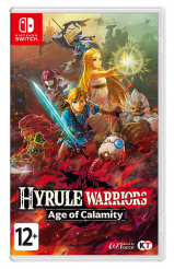 Hyrule Warriors – Age of Calamity (Nintendo Switch)