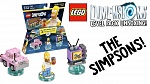 Скриншот LEGO Dimensions Level Pack - The Simpsons (Homer's Car, Homer, Taunt-o-Vision), 1