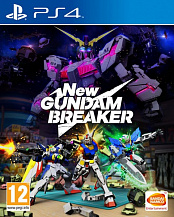 New Gundam Breaker (PS4) (GameReplay)