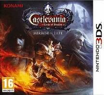 Castlevania: Lords of Shadow. Mirror of Fate (3DS)