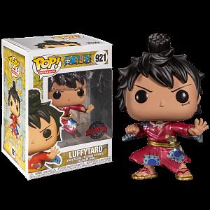 Фигурка Funko POP One Piece – Luffy in Kimono (MT) (Exc) (54532)