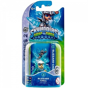 Skylanders Swap Force. Blizzard Chill